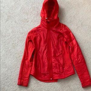 Lululemon fleece jacket - size 8 (fitted jacket)
